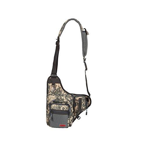 [Clearance Sale]Noeby sports shoulder bag fishing piler tackle pouch crossbody messenger nylon single shoulder bag (Digital - Price Sunglasses Id