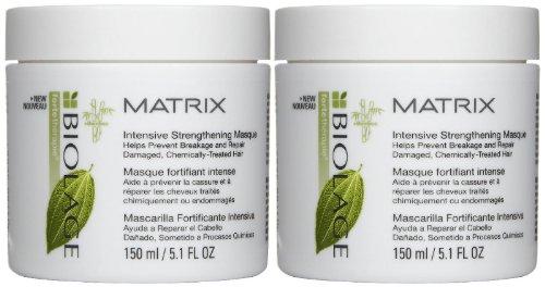 Biolage by Matrix ForteTherapie Intensive Strengthening Masque, 5.1 oz, 2 pk - Matrix Biolage Fortetherapie Strengthening