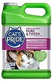 Cat's Pride Fresh & Light Ultimate Care Scented Multi-Cat Litter, 10 Pound, Single Pack