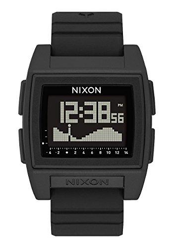 NIXON The Base Tide Pro Watch Black-W2