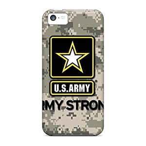 MMZ DIY PHONE CASEJacquieWasylnuk ipod touch 5 Great Hard Phone Cases Customized Lifelike Army Image [mZL17649hdLP]