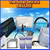 The Solar Still Deluxe Water Purification Kit