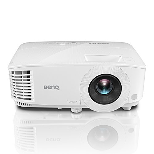 BenQ MW612 WXGA Business Projector | 4000 Lumens | 20,000:1 Contrast Ratio | Dual HDMI (Best Projector For Bright Room)