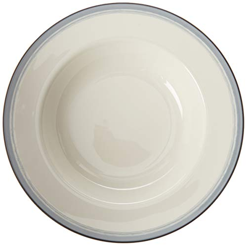 Noritake Java Graphite 9-1/2-inch Soup/Cereal Bowl