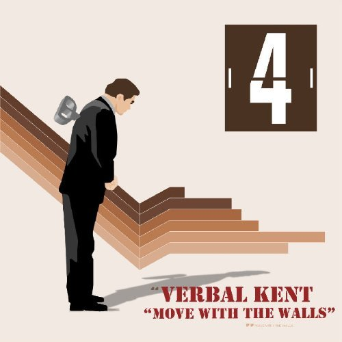 Move With the Walls by Verbal Kent (Verbal Kent Walls The With Move)