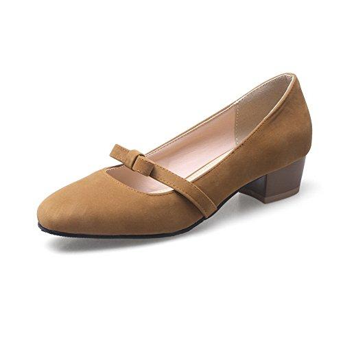 Chaussures BalaMasa jaunes 2PiCiRIE