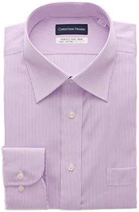 [CHRISTIAN ORANI] ワイドカラースタンダードワイシャツ オールシーズン用 LTC2507E