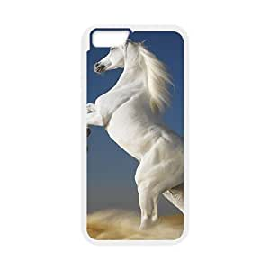 IPhone 6 Plus The Horse Phone Back Case DIY Art Print Design Hard Shell Protection DF010318