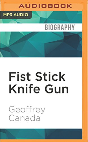 fist stick knife gun Find all available study guides and summaries for fist stick knife gun by geoffrey canada if there is a sparknotes, shmoop, or cliff notes guide, we.