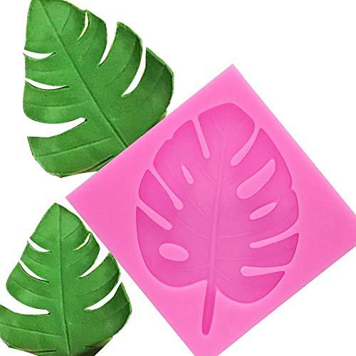 3D tree leaf molds Sugarcraft Leavf silicone mold Turtle leaf fondant cake decorating tools Leaves chocolate gumpaste mold