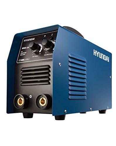 Hyundai estación de soldadura inverter MMA 200 A mma-200p