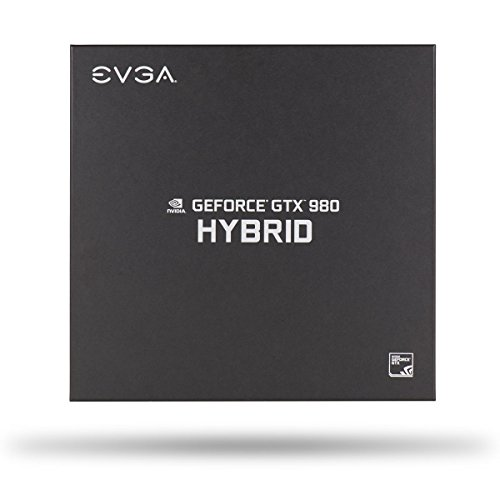 EVGA GeForce GTX 980 4GB HYBRID GAMING, ''All in One'' No Hassle Water Cooling, Just Plug and Play Graphics Card 04G-P4-1989-KR by EVGA (Image #7)