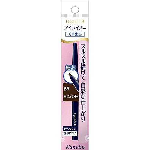 【カネボウ化粧品】メディア アイライナーペンシルAのサムネイル