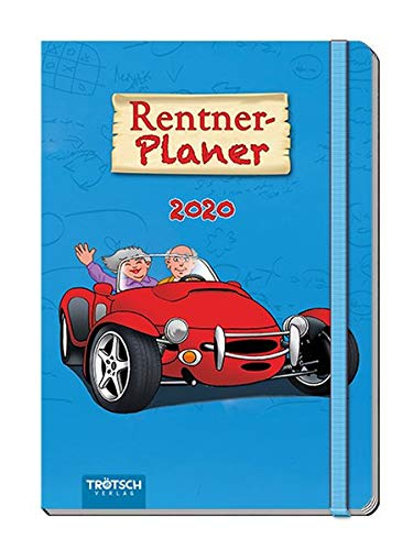 Rentner Planer 2020  Geschenkkalender
