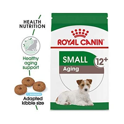Royal Canin Size Health Nutrition Small Aging +12 Dry Dog Food 12 lb