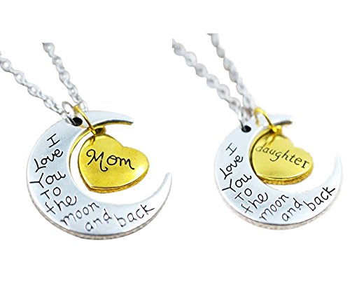 Tricess Pendent Daughter Necklace Mothers product image