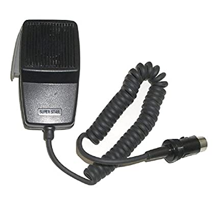 Amazon 5pin Stock Microphone For Realistic Cb Radios Sports. 5pin Stock Microphone For Realistic Cb Radios. Wiring. Vintage Cb Radio Mic Wiring At Scoala.co