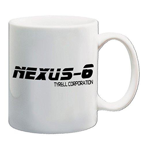 (Blade Runner inspired drinking mug - Nexus 6)