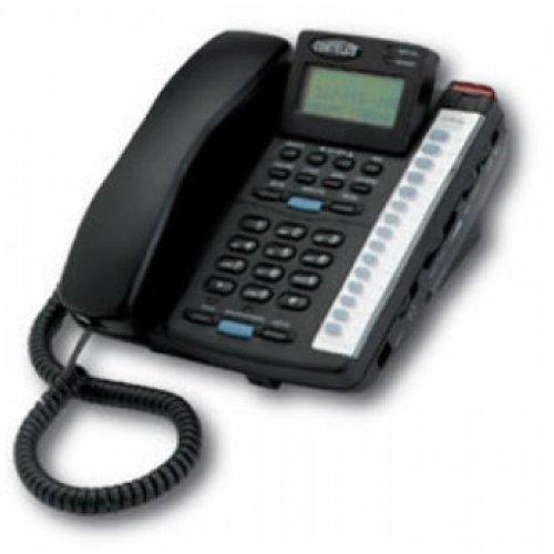 Speakerphone Hotel 2 Line (Cortelco 221000-Tp2-27e Colleague Single-Line Telephone With Cid - Black)