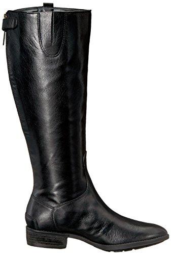 Equestrian Women's Penny Sam Edelman Black Boot 2 Leather qZFIOCxwI