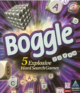 Boggle: 5 Explosive Word Search Games (Boggle Computer Game)