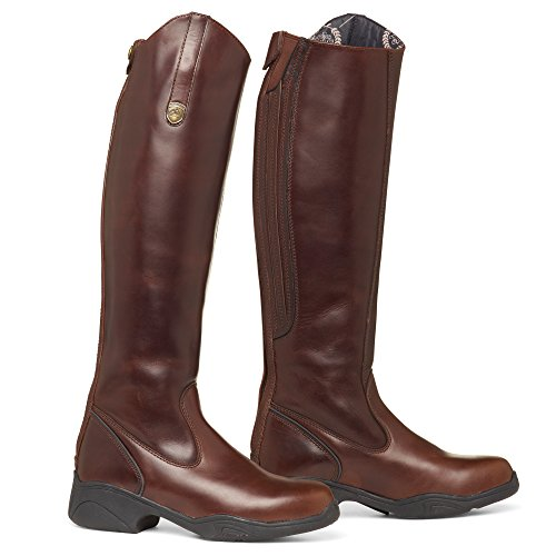 MOUNTAIN HORSE unisex Reitstiefel REGENCY HIGH RIDER braun regular/regular
