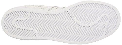 adidas Herren Superstar Sneaker, Blau, 38 EU Bianco