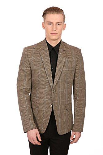 Wintage Cotton Checkered Season Blazer