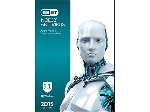 ESET NOD32 Antivirus 2015 (1-User) (1-Year Subscription) Windows EAVH-N1-1-1-RBX-2015