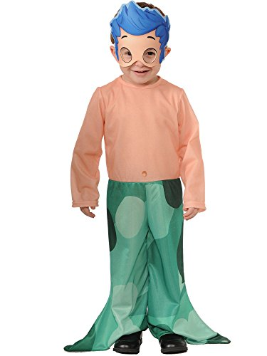 Rubies Bubble Guppies Gil Costume, Child Small