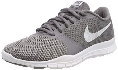 Atmosphere Footwear - Nike 924344-002: Women's Flex Essential Gunsmoke/White/Atmosphere Grey Shoe (5 B(M) US Women)