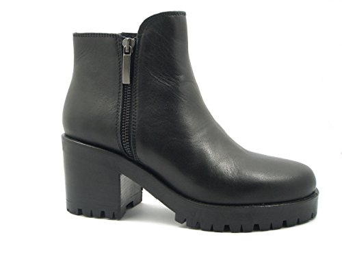 Nero Ankle Women's Boots Osvaldo And Pericoli Aqwpf0X01