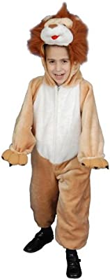 Dress up America Set de Disfraces León León para niños: Amazon.es ...