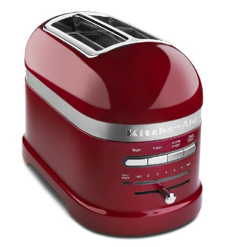 KitchenAid KMT2203CA Toaster - Candy Apple Red Pro Line Toaster (Kitchenaid Dynamic Deals compare prices)