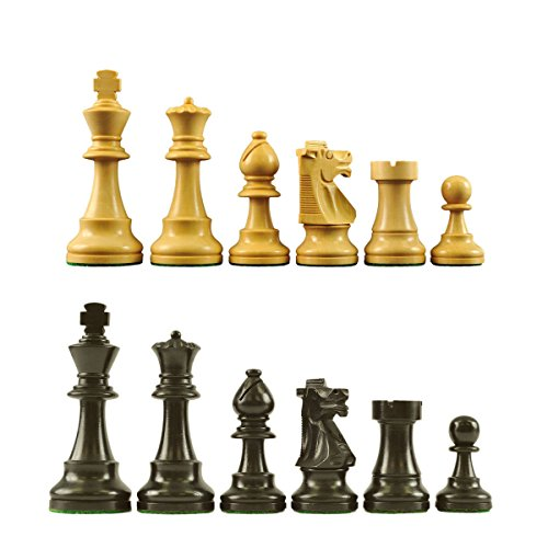 Quality Wood Chess Board - 9