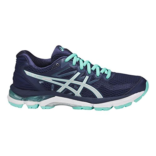 ASICS GelGlyde Shoe Women's Running Blue/Silver free shipping shop for For sale online best seller toftmHTrB3