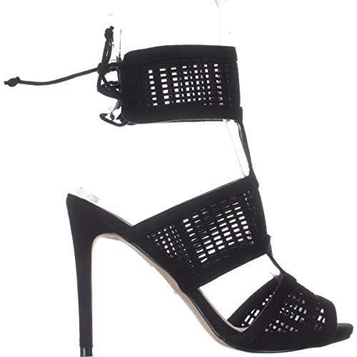 Spring pour Sandales Call Noir It Femme 57BAqatZwx