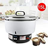 Commercial Rice Cooker, Heavy Duty Electric