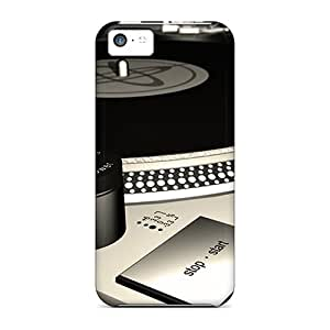 Cute High Quality Iphone 5c Spin That Record Case
