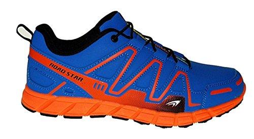 Schuhe Herren Neon Sneaker Turnschuhe Sportschuhe 607 Art Neu q4n6tt