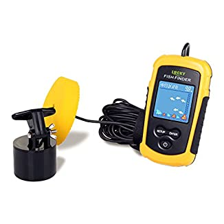 Sonda Lucky fish finder 3