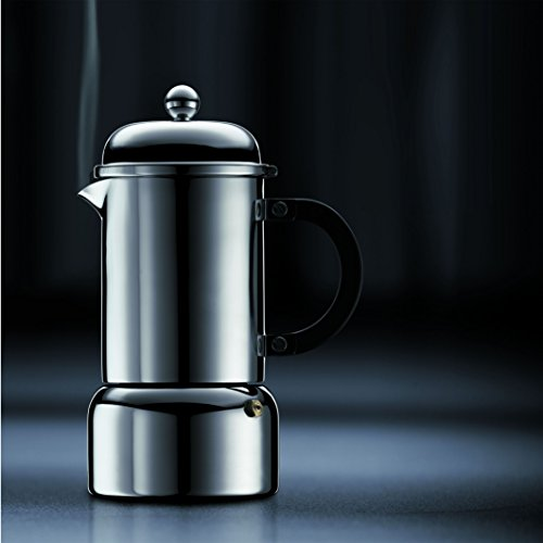 Bodum Chambord 12-Ounce Stainless-Steel Stovetop Espresso Maker by Bodum (Image #4)