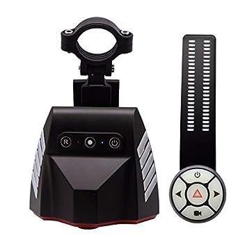 SMILEQ Videocámara para Bicicletas, grabadora de Bicicleta DVR ...