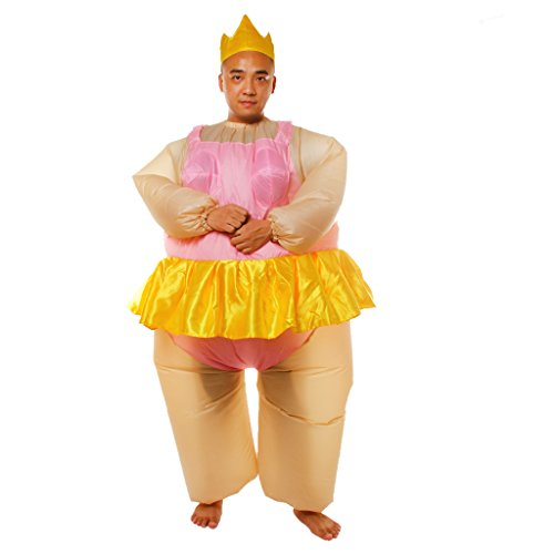 Dovew (Fat Suit Air Costume)