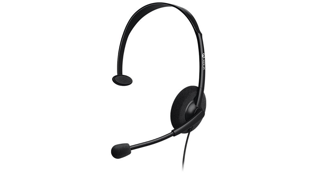 Xbox One Chat Headset (Bulk Packaging) (3.5 mm)