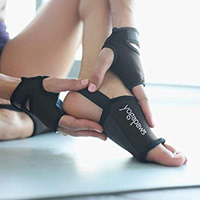 Yoga Paws SkinThin - Guantes acolchados y calcetines de yoga ...