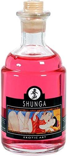 comprar shunga aceite besos intimos fresas con cava