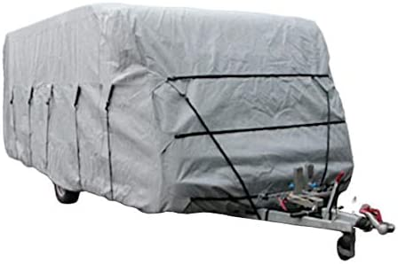Euro Trail Wohnwagen Schutzhülle 750 800 X 250 X 220 Cm Auto