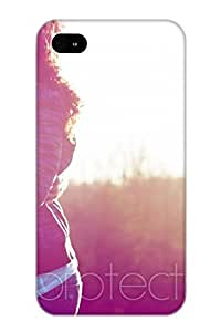 New Arrival Standinmyside Hard Case For Iphone 4/4s (RJsJEa-1363-OyOHN) For Christmas Day's Gift