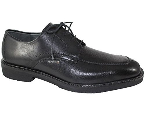 Homme Chaussure Lacet cuir 8800 GAHAM Mephisto Noir OwY7qq